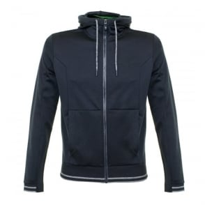 Hugo Boss Green Saggy Navy Track Top 50312757