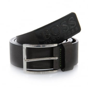 Hugo Boss Green Tincenzo Dark Navy Belt 50003705300