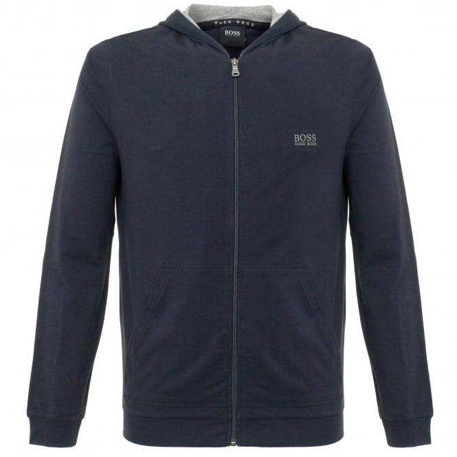 BOSS Hugo Boss Hugo Boss Jacket Hooded Dark Blue Track Top 50297316