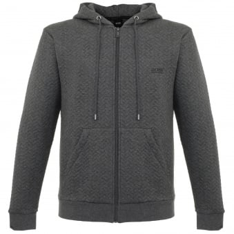 Hugo Boss Jacket hooded Grey Track Top 50326749
