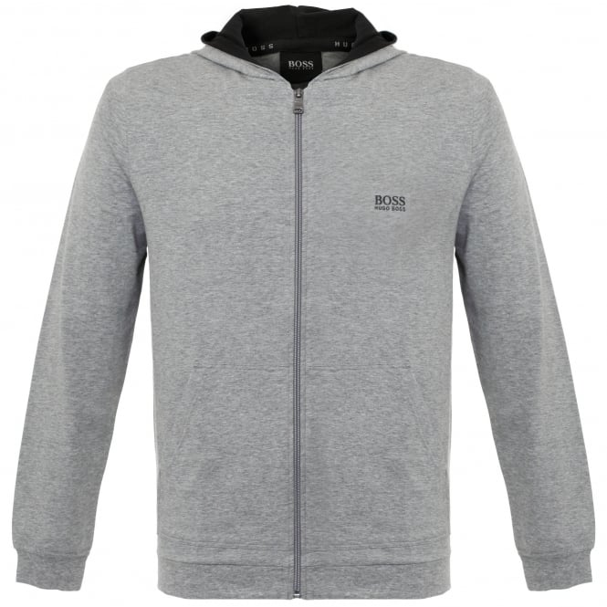 BOSS Hugo Boss Hugo Boss Jacket Hooded Medium Grey Track Top 50297316