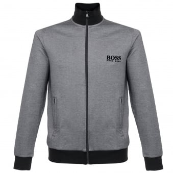 Hugo Boss Jacket Zip Black Track Top 50326828