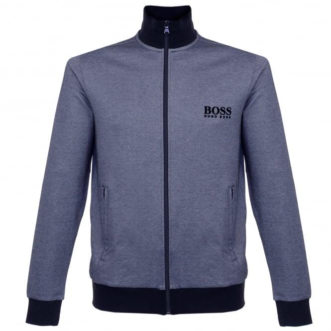 BOSS Hugo Boss Hugo Boss Jacket Zip Blue Track Top 50326828