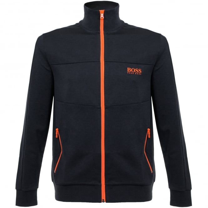 BOSS Hugo Boss Hugo Boss Jacket Zip Dark Blue Track Top 50330999