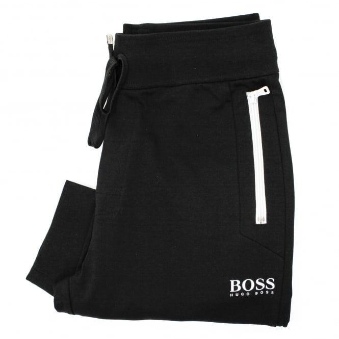 BOSS Hugo Boss Hugo Boss Long Pant Cuffs Black Track Pants 50331002