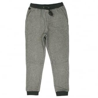 Hugo Boss Long Pant Cuffs Charcoal Track Top 50297413