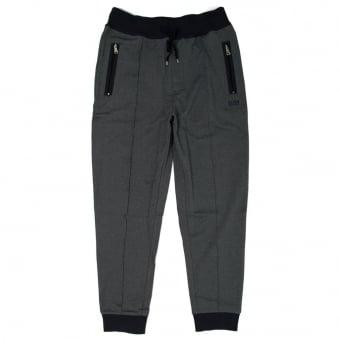 Hugo Boss Long Pant Cuffs Dark Navy Track Pants 50315073