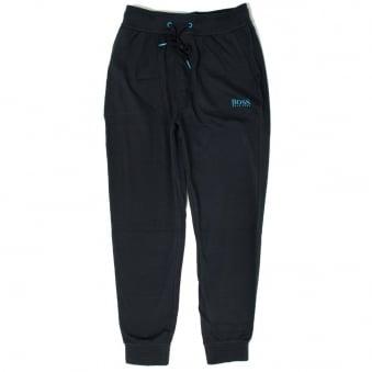 Hugo Boss Long Pant Cuffs Navy Sweatpants 50314649