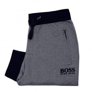 Hugo Boss Long Pant Cuffs Navy Track Pants 50326750