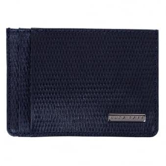 Hugo Boss Luber Dark Blue Card Holder 50248861