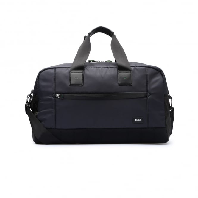 Boss Green Hugo Boss Mission Dark Blue Holdall 50320834