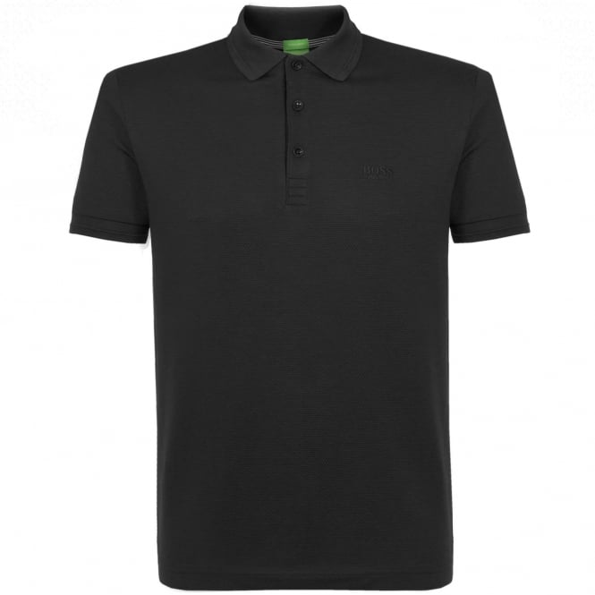 Boss Green Hugo Boss Parox Black Shirt 50326209