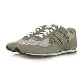 Hugo Boss Runcool Light Grey Shoes 50311636