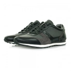Hugo Boss Runner Dark Grey Shoes 50305552