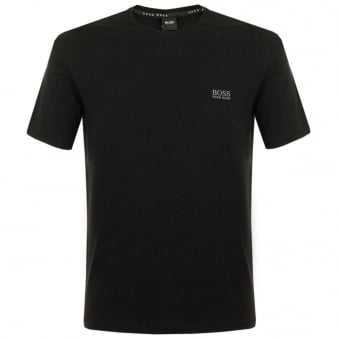 Hugo Boss Shirt RN SS Black T-Shirt 50297318