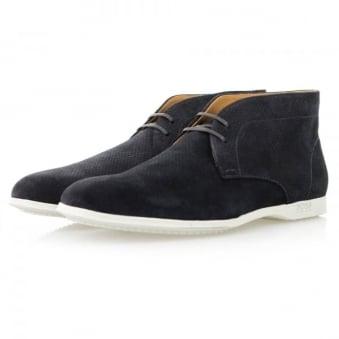 Hugo Boss Sodeser Dark Blue Boots 50310603