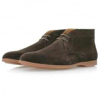 Hugo Boss Sodeser Dark Brown Boots 50310603