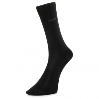 Hugo Boss Twopack RS Design Navy Sock 50319263