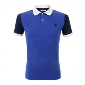 Iceberg L5 Blue Polo Shirt P6308