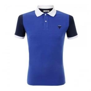 Iceberg L5 Blue Polo Shirt P6308