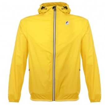 K-Way Le vrai Claude 3.0 Yellow Mustard Jacket
