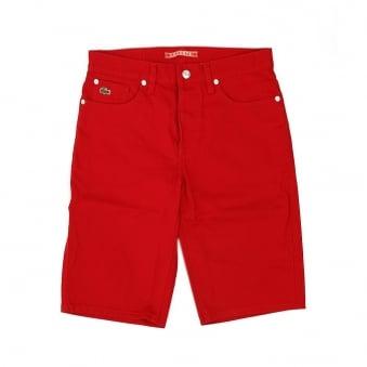 Lacoste Live Coccinelle Bermuda Shorts FH63815