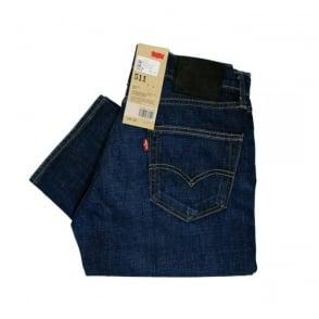 Levis 511 Slim Fit jeans Midwash 04511-0794