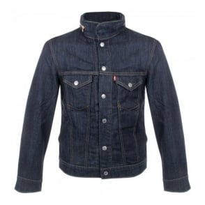 Levi's Commuter Indigo Denim Jacket 15494-0000