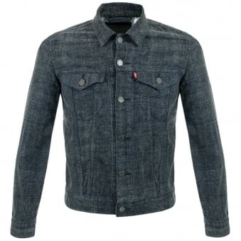 Levi's Slim Trucker Big Foot Jacket 72333-0030