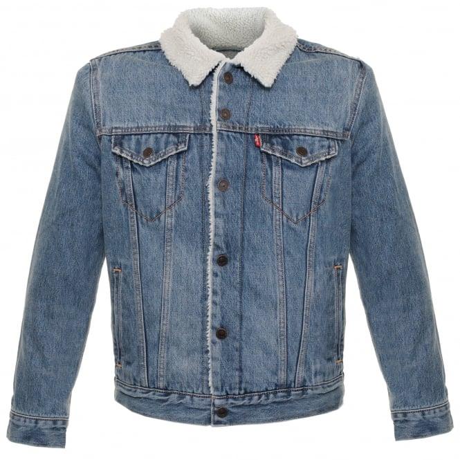 Levi's ® Levi's Trucker Buckman Sherpa Jacket 16365-0029