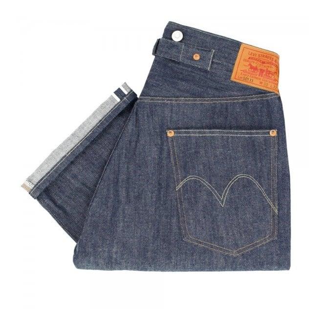 Levi's Vintage ® Levi's Vintage 1915 501XX Rigid Selvage Denim Jeans 15501-0004