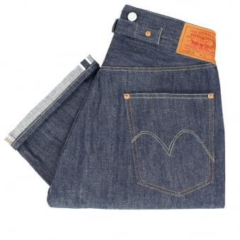 Levi's Vintage 1915 501XX Rigid Selvage Denim Jeans 15501-0004