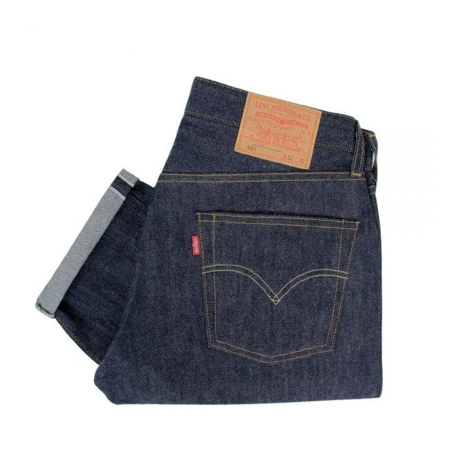 Levi's Vintage ® Levis Vintage 1978 501 Dark Rigid Jeans 78501-0002