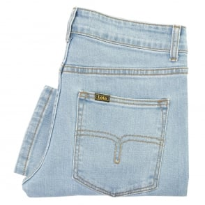 Lois Sky Bleach Denim Jeans 181 2021