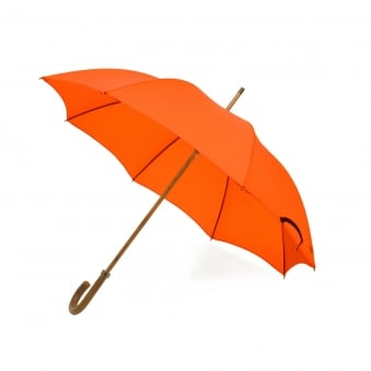 London Undercover City Gent Orange umbrella