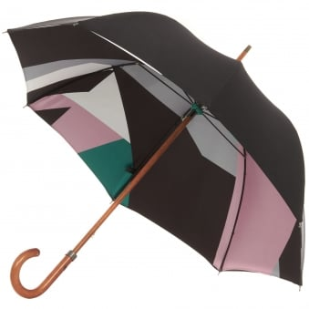 London Undercover Wilkinson Double Layer Umbrella Black|Wilkinson LUDGBS-002