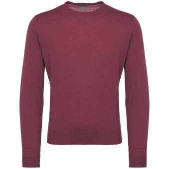Maroon Blaze Lundy Sweater