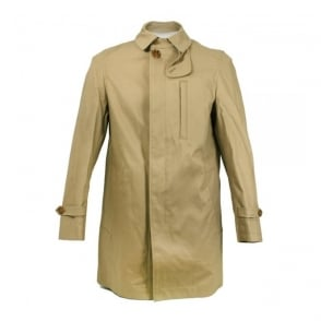 Matinique Cunningham Khaki Trench coat D43901003
