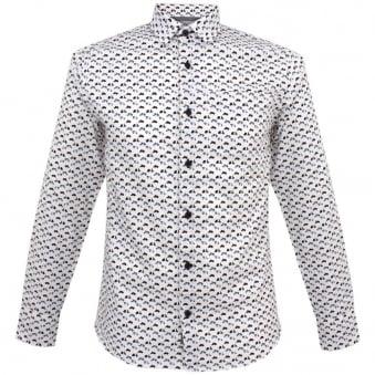 Matinique Passon White Shirt 477A