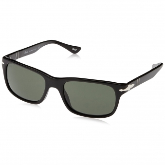 Matte Black Antique Sunglasses