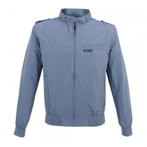 Members Only Iconic Racer Jacket Sky Blue 7C-1000