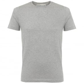 Merz B Schwanen 1950's Organic Cotton Grey T-Shirt