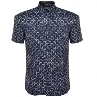 Minimum Macon Navy Blazer Shirt 11434