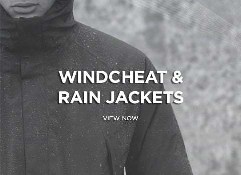 Windcheater & Rain Jackets