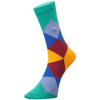 MultiColoured Clyde Socks