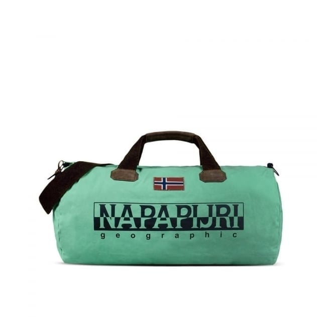 Napapijri Bearing A Misty Jade Weekend Bag N0Y82BG87
