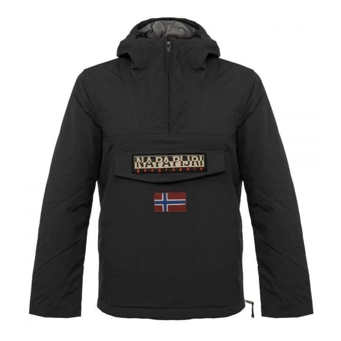 Napapijri Rainforest Winter A Black Jacket N0YFR041
