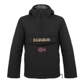 Napapijri Rainforest Winter A Black Jacket N0YFR041