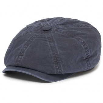 Navy Cotton Hatteras Sports Cap