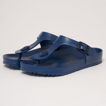 Navy Gizeh EVA Sandals